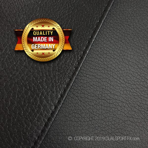 Dualsport FX, Sitzbezug, Seat Cover Black/Black