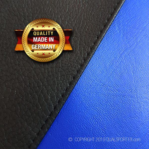 Dualsport FX, Sitzbezug, Seat Cover Black/Blue
