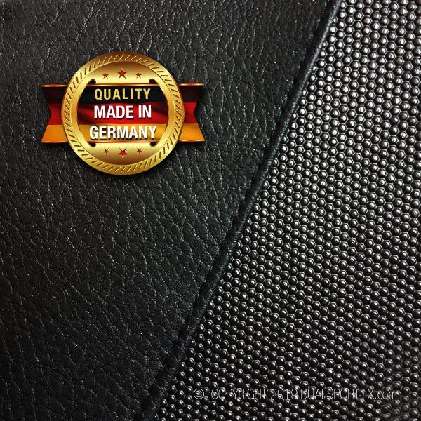 Dualsport FX, Sitzbezug, Seat Cover Black/Gripper