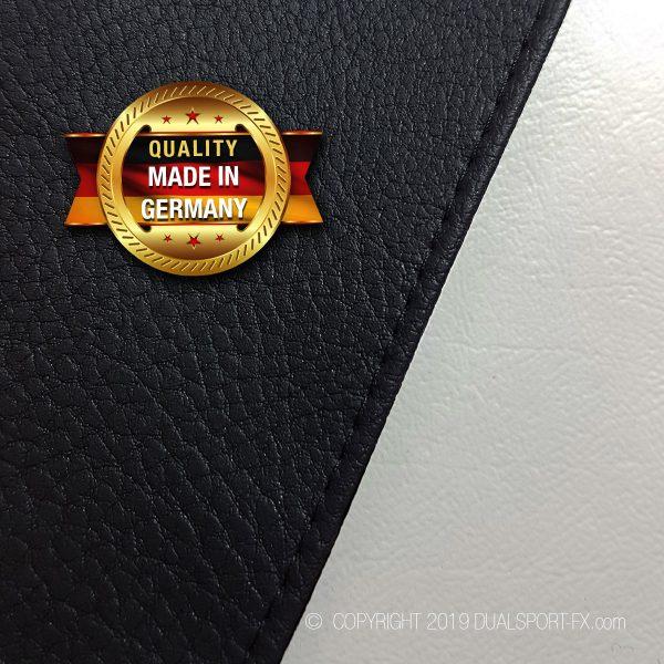 DSFX Seat cover, Sitzbezug Black/White