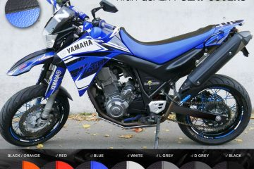 Yamaha XT 660 Seat Cover, Sitzbezug