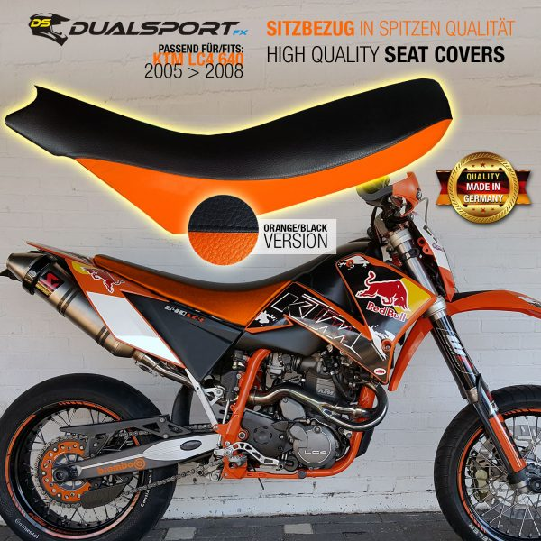 KTM 640 LC4 2005 > 2008