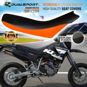 KTM LC4 640 Seat Cover