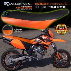 KTM 640 /660 SMC Seat cover