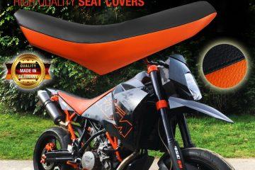 KTM 950 SMR Seat Cover, Sitzbezug
