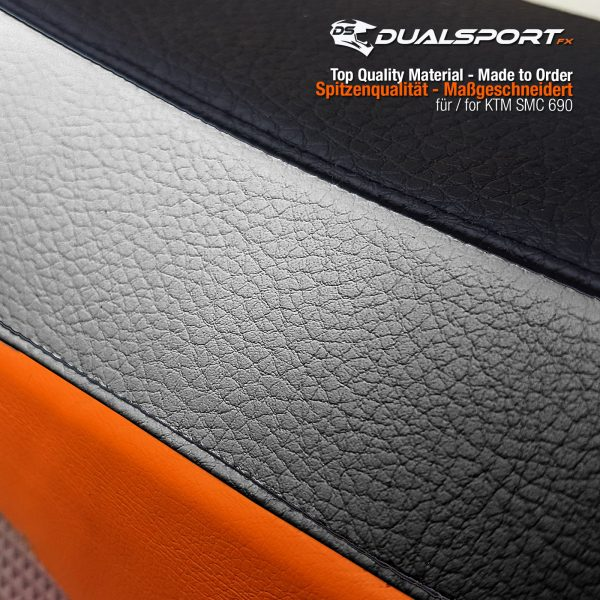 KTM 690 SMC Seat cover